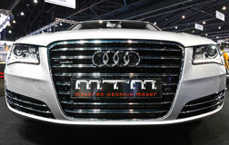 Audi MTM on display Stock Image