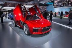 Audi Nanuk Quattro Concept Stock Photography