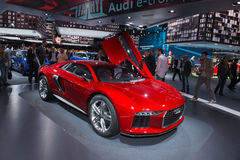Audi Nanuk Quattro Concept Royalty Free Stock Photography