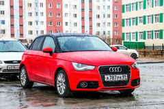 Audi A1 Royalty Free Stock Images