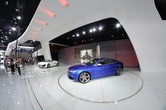 Audi  pavilion Royalty Free Stock Image