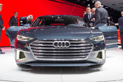 Audi Prologue Avant Royalty Free Stock Photography