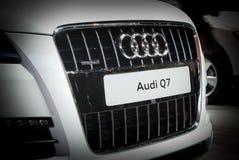 Audi Q7 Stock Afbeelding