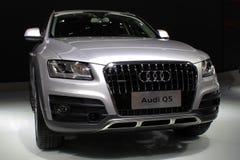 Audi q5 免版税库存照片