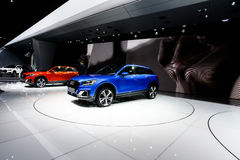 Audi Q2 fotos de stock royalty free