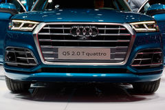 Audi 2017 Q5 Photographie stock