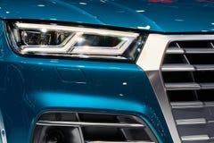 2017 Audi Q5 Zdjęcie Stock