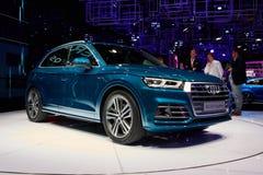 Audi 2017 Q5 royaltyfri foto