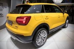 Audi Q2 car Stock Photography