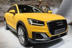 Audi Q2 compact SUV car Royalty Free Stock Image