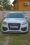 Audi Q7 Royalty Free Stock Photos