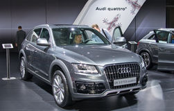 Audi Q5 Royalty Free Stock Photos
