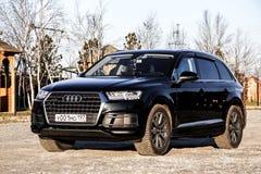 Audi Q7 Stock Image