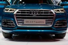 2017 Audi Q5 Stock Photography