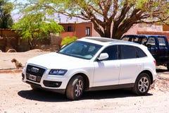 Audi Q5 Stock Image