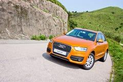 Audi Q3 2.0 SUV 2012 Stock Images
