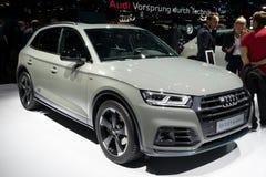 Audi Q5 2 (0) T quattro samochód Fotografia Stock