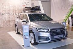 Audi Q7 Royalty Free Stock Photo
