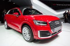 Audi Q2 2.0 TDI quattro Stock Images