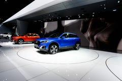 Audi Q2 Royalty Free Stock Photos