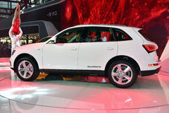 The Audi Q5 Stock Images