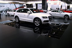 Audi q5 Royalty Free Stock Image