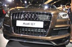 Audi Q7 Stock Photo