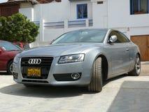 Audi A5 3 2 Quattro Στοκ Εικόνες