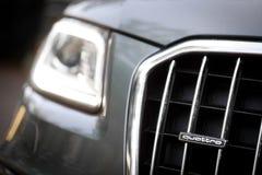 Audi Quattro Stock Images