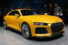 Audi Quattro Concept Stock Images
