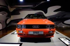 Audi 80 quattro Stock Images