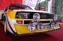 Audi Quattro S1 Fotografia de Stock