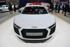 Audi R8小轿车 库存照片