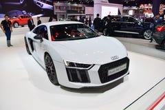 Audi R8小轿车 免版税库存照片