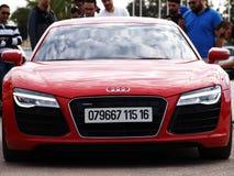 Audi R8 Stock Afbeeldingen
