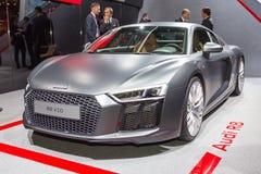 Audi 2015 R8 Image stock