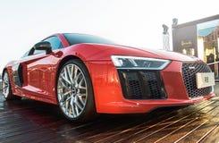 Audi R8 Fotografia Stock Libera da Diritti