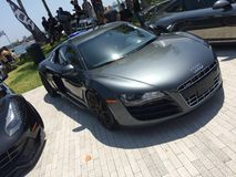 Audi R8 images stock