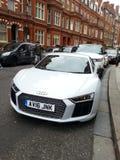 Audi R8 Lizenzfreies Stockfoto