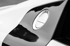 Audi R8 lizenzfreie stockbilder