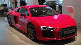 Audi R8 Fotos de archivo