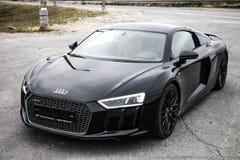 Audi R8 imagem de stock royalty free