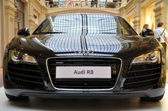 Audi R8 Royalty Free Stock Photography