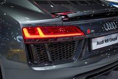 Audi R8 Coupe samochód zdjęcia royalty free