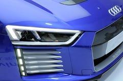 Audi R8 E-Tron stockfotografie