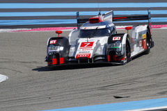 Audi R18 e-tron Hybrid Royalty Free Stock Images