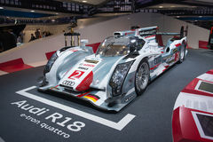 Audi R18 e-tron quatro Stock Photography