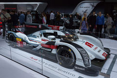 Audi R18 e-tron quattro Stock Photo
