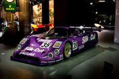 Jaguar XJR 12 Royalty Free Stock Image