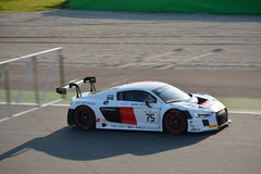 Audi R8 LMS Blancpain GT Endurance Series Stock Images